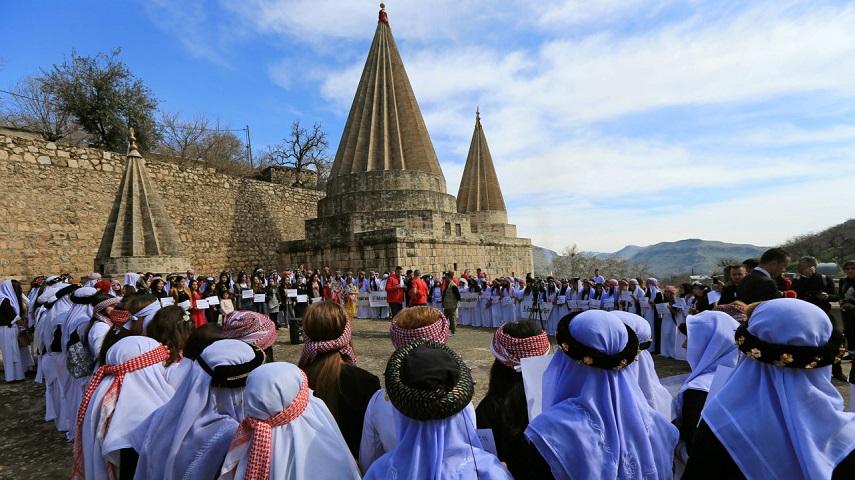 Lalish santuario yazidi